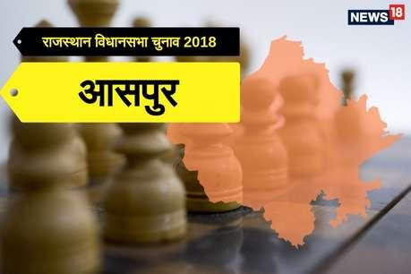 आसपुर विधानसभा सीट (ST): भारतीय ट्राइबल पार्टी बिगाड़ रही है BJP, कांग्रेस का खेल!