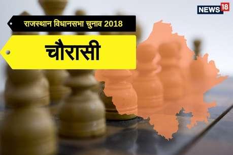 चौरासी विधानसभा सीट (ST):बीजेपी से राज्यमंत्री सुशील कटारा की प्रतिष्ठा दांव पर