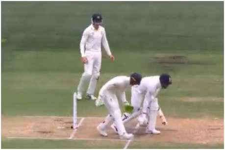 केएल राहुल ने बैटिंग के दौरान उठाई गेंद तो टिम पेन ने बना लिया अपील करने का मन