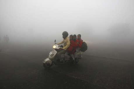 लंदन के बराबर पहुंचा दिल्ली का तापमान, गिरने की संभावना