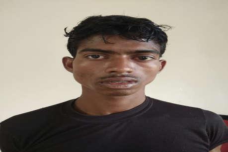 दंतेवाड़ा: किरंदुल इलाके से एक लाख का इनामी माओवादी गिरफ्तार