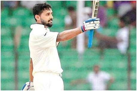 मुरली विजय ने ठोका शतक, केएल राहुल ने भी दिखाए हाथ, अभ्यास मैच हुआ ड्रॉ