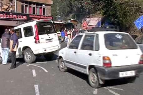ट्रैफिक की समस्या पर जिला प्रशासन ने शुरू की तैयारी, सबसे पहले पॉश एरिया का कराया सर्वे