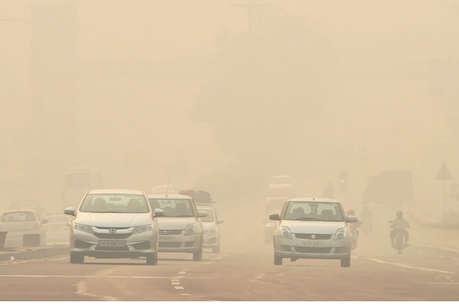 दिल्ली में हवा की हालत खराब, EPCA ने डीजल गाड़ियों के इस्तेमाल पर जताई चिंता