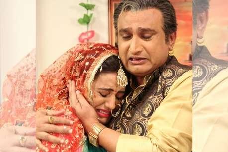 आखिर क्यों अपने पिता को याद कर इमोशनल हुईं भोजपुरी अभिनेत्री अक्षरा सिंह?