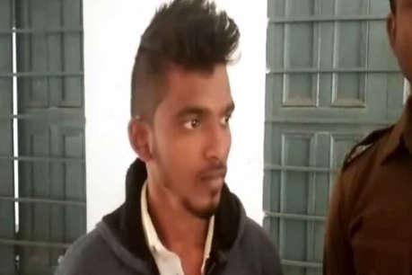 शादी का झांसा देकर नाबालिग का अपहरण करने वाला आरोपी मध्यप्रदेश से गिरफ्तार
