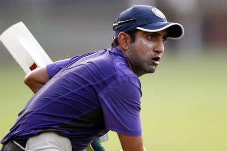 गौतम गंभीर : एक साहसी और कभी हार नहीं मानने वाला क्रिकेट योद्धा