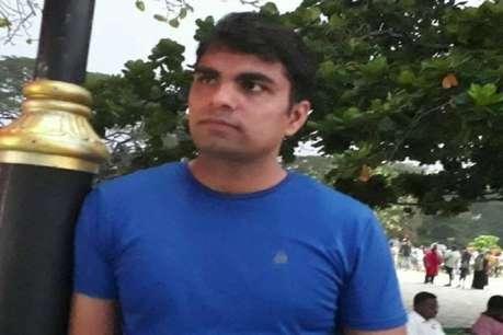 दादरी का नौसेना अधिकारी कोच्चि में शहीद, पार्थिव शरीर लेने दिल्ली पहुंचे परिजन
