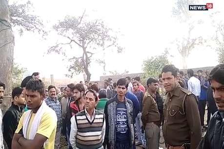 कोसीकलां: मंदिर में धारदार हथियार से साधु की हत्या, लोगों में दहशत