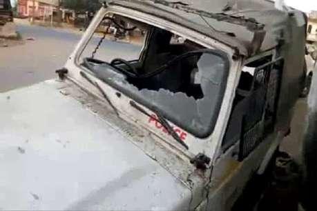 पुलिस चौकी में लूटपाट और हमला, 60 लोगों के खिलाफ मामला दर्ज