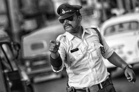Human Story : दोस्त के एक्सीडेंट ने ट्रैफिक पुलिस के अंदर का डांसर जगाया
