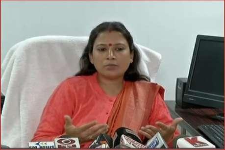 गौवंश संरक्षण पर भाजपा विधायक के सवाल का जवाब नहीं दे पाईं पशुपालन मंत्री