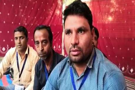 इवीएम की सुरक्षा के लिए कांग्रेस ने तैनात किए गार्ड, कांग्रेस को हार का खतरा- बीजेपी