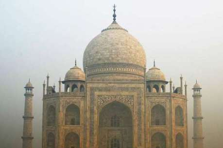 प्रदूषण के चलते खतरे में ताज की खूबसूरती! एयर क्वालिटी इंडेक्स 400 के पार