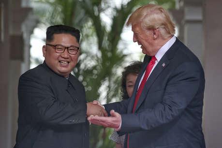 किम जोंग-उन अपने परमाणु हथियार हटाएं तो ट्रंप पूरी करेंगे उनकी हर मुराद: द. कोरियाई राष्ट्रपति