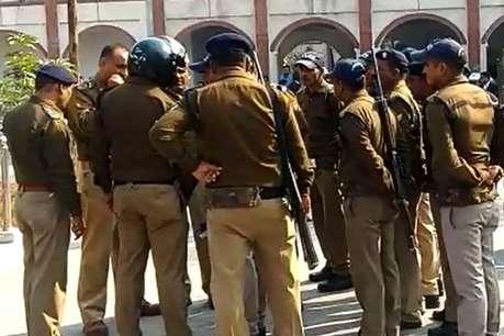 फर्रुखाबाद: नामांकन के लिए प्रशासनिक तैयारी पूरी, सुरक्षा के कड़े बंदोबस्त किए गए