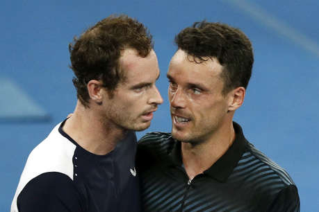 ऑस्ट्रेलियन ओपन: हार के साथ एंडी मर्रे ने टेनिस को अलविदा कहा