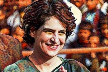 सियासत में नई नहीं हैं प्रियंका, बस गुजरने भर से कांग्रेस की झोली में आ गई थी यह सीट!
