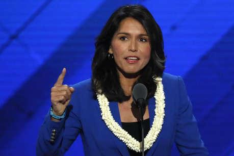 अमेरिका की पहली हिंदू सांसद तुलसी गेबार्ड 2020 में लड़ेंगी US राष्ट्रपति चुनाव