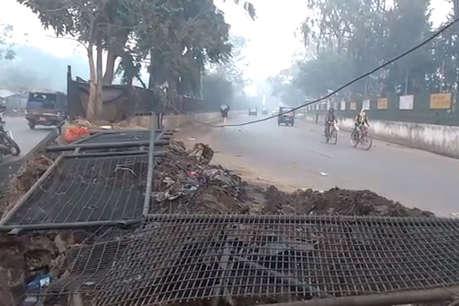 जमशेदपुर में ट्रक ने फुटपाथ पर सो रहे लोगों को रौंदा, दो बच्चे समेत तीन की मौत