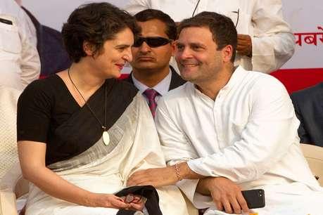 वोट करने से पहले लोग प्रियंका गांधी में देखेंगे इंदिरा की छवि: शिवसेना