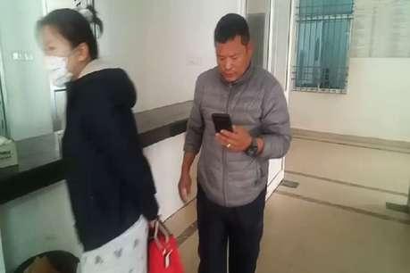 नेशनल हाईवे पर ब्लास्ट हुआ तेज रफ्तार टूरिस्ट बस का टायर, कई बौद्ध भिक्षुक घायल