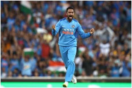 रोहित शर्मा की धमाकेदार पारी पर भारी पड़ी क्रुणाल पांड्या की गेंदबाजी, बन गए मैन ऑफ द मैच