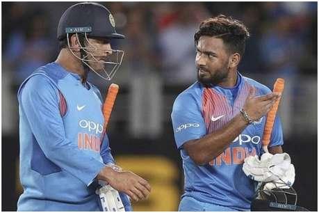 India vs New Zealand: T20 में 'तिहरा शतक' बनाने वाले पहले भारतीय बने धोनी