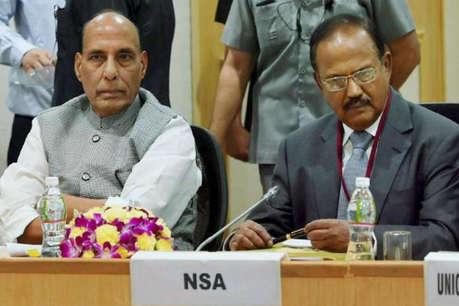 पुलवामा हमला: एक्शन में मोदी सरकार, गृहमंत्री के घर NSA-RAW और IB डायरेक्टर की मीटिंग