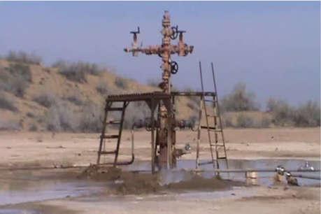 जैसलमेर में गैस के कुंए से हो रहे रिसाव पर पाया काबू, अब पूरी तरह से बंद किया जाएगा