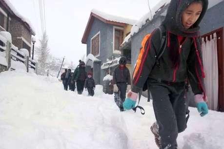 बारिश-बर्फबारी: कुल्लू में विंटर स्कूलों में फिर बढ़ाईं छुट्टियां, अब इस दिन खुलेंगे स्कूल