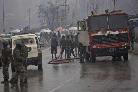 पुलवामा हमले के 6 दिन बाद FIR दर्ज, जैश और मसूद अजहर का नाम शामिल