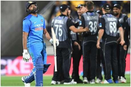 IND vs NZ: न्यूजीलैंड ने 80 रन से मारी बाजी, भारत के लिए धोनी ने बनाए सबसे अधिक रन