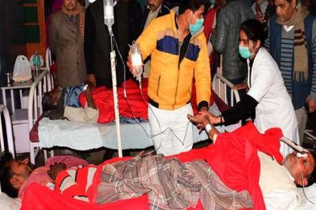 UP-उत्तराखंड में जहरीली शराब का कहर: अब तक 90 लोगों की मौत, 30 आरोपी गिरफ्तार