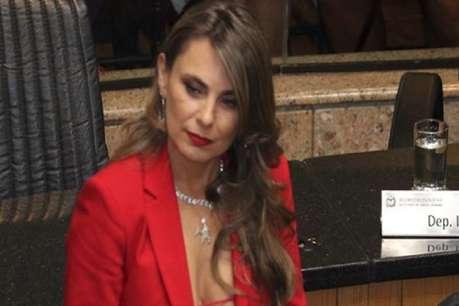 ब्राजील की संसद में 'छोटे कपड़े' पहन कर पहुंची महिला सांसद, ट्रोलर्स ने दी रेप करने की धमकी