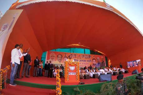 शक्ति केन्द्र सम्मेलन में सामने आई मंत्री सरयू राय की तल्खी, सीएम के आने से पहले मंच से निकले