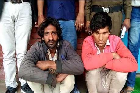 गौवंश को बेचने ले जा रहे थे राजस्थान, पुलिस ने पांच तस्करों को किया गिरफ्तार