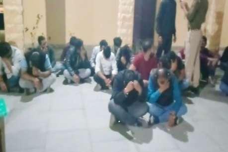 पुलिस ने की जोधपुर में नशे के खिलाफ बड़ी कार्रवाई, हिरासत में 56 शराबी