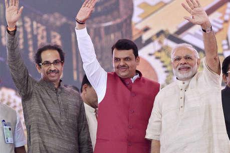 बीजेपी से तल्ख रिश्तों के बीच शिवसेना सांसद का बयान, 'फिर बनेगी NDA सरकार'