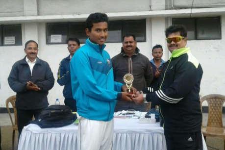 जमशेदपुर के मनीषी कुमार का इंडिया अंडर-19 क्रिकेट टीम में चयन