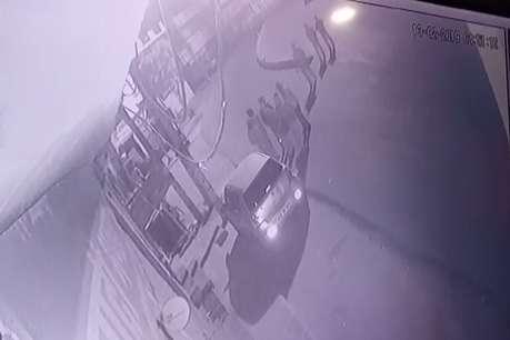 पुलिस कंट्रोल रूम के पास दुकान से लाखों के मोबाइल की चोरी, सीसीटीवी में कैद हुए चोर
