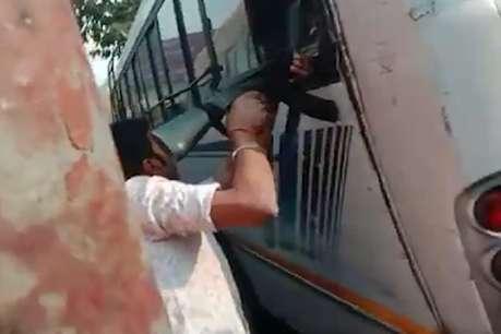 भागलपुर में STF की अपराधियों से मुठभेड़, हथियार समेत पकड़े गए बासुकी ठाकुर गैंग के गुर्गे