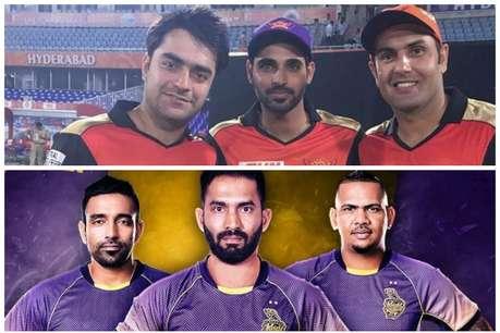 Cricket Live Score, KKR vs SRH 2nd T20 : देखें लाइव क्रिकेट स्कोर, मैच स्ट्रीमिंग ऑनलाइन हॉटस्टार (Hotstar), TV स्टार स्पोर्ट्स पर