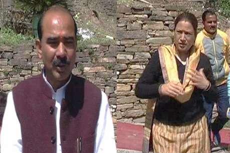 लोकसभा चुनाव : राज्य मंत्री रेखा आर्या ने सांसद अजय टम्टा के खिलाफ खोला मोर्चा