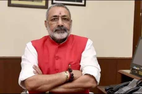 नहीं कटेगा किसी मंत्री का टिकट, बेगूसराय से लड़ सकते हैं गिरिराज सिंह