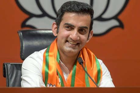 पूर्व क्रिकेटर गौतम गंभीर BJP में शामिल, दिल्ली से लड़ सकते हैं चुनाव