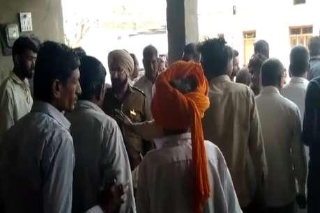 बिना सर्च वारंट गाँव में तलाशी करने पहुंचा नारकोटिक्स विभाग, ग्रामीणों ने  की शिकायत लगाए यह गंभीर आरोप