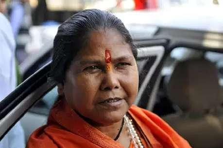 साध्वी निरंजन ज्योति ने कहा- आतंकी मसूद अजहर पर राहुल गांधी का बयान शहीदों का अपमान