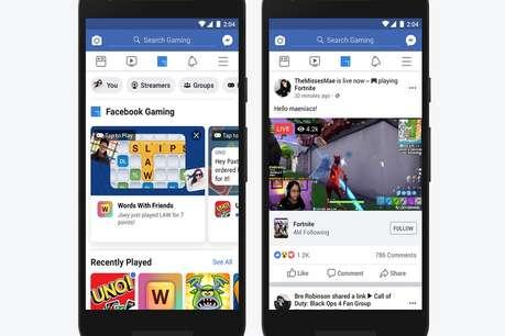 गेम खेलने वालों के लिए खुशखबरी, Facebook ने लॉन्च किया गेमिंग टैब