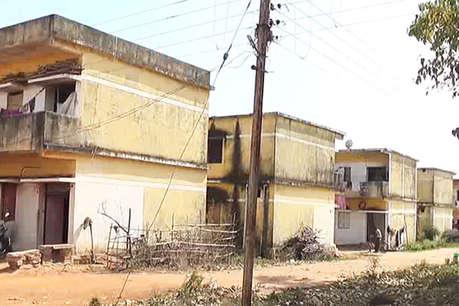 बालोद: IHSDP के तहत बने 174 मकानों के अलॉटमेंट पर लटका ताला, ये है वजह